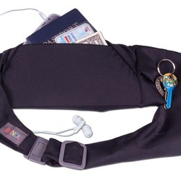 BANDI Wear Large Pocket Belt Black