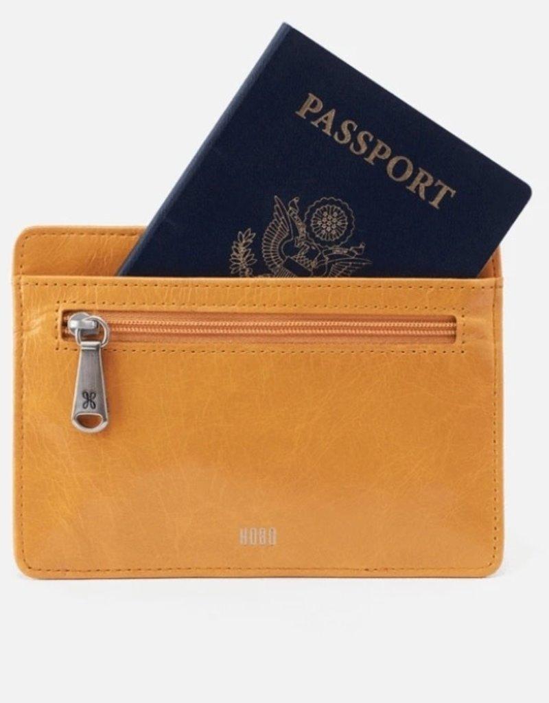 HOBO Euro Slide in Mustard Leather