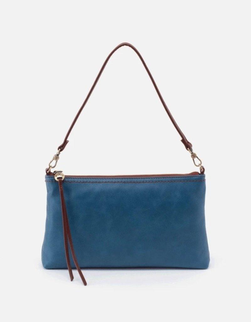 HOBO Darcy Riviera Leather Wristlet/Crossbody