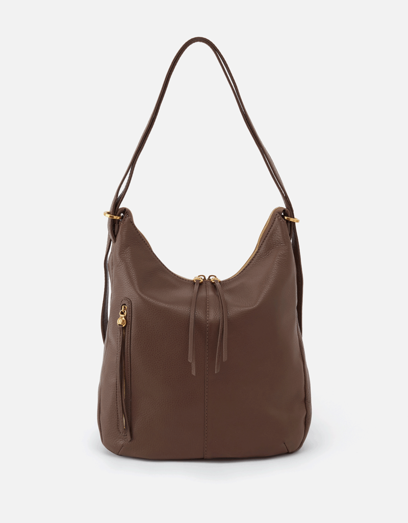 HOBO Merrin Acorn Leather Backpack