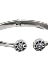 Brighton Illumina Open Hinged Bangle