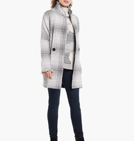 Nic+Zoe Plaid Please Jacket