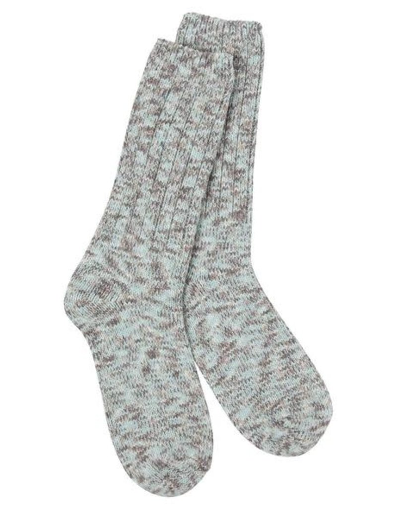 World's Softest World's Softest Weekend Collection – Ragg Crew Socks- Savannah