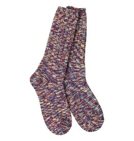 World's Softest World's Softest Weekend Collection – Ragg Crew Socks - Sedona