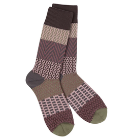 World's Softest World's Softest Weekend Collection – Gallery Crew Socks- Abigail