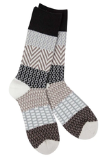 World's Softest World's Softest Weekend Collection – Gallery Crew Socks- Nightfall