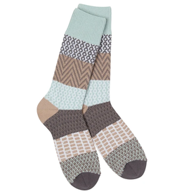World's Softest World's Softest Weekend Collection – Gallery Crew Socks- Savannah