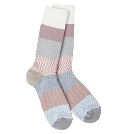 World's Softest World's Softest Weekend Collection – Gallery Crew Socks - Rachael