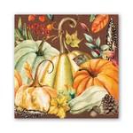 Michel Design Works Sweet Pumpkin Cocktail Napkin