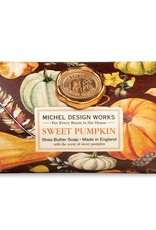 Sweet Pumpkin Large Bar Soap