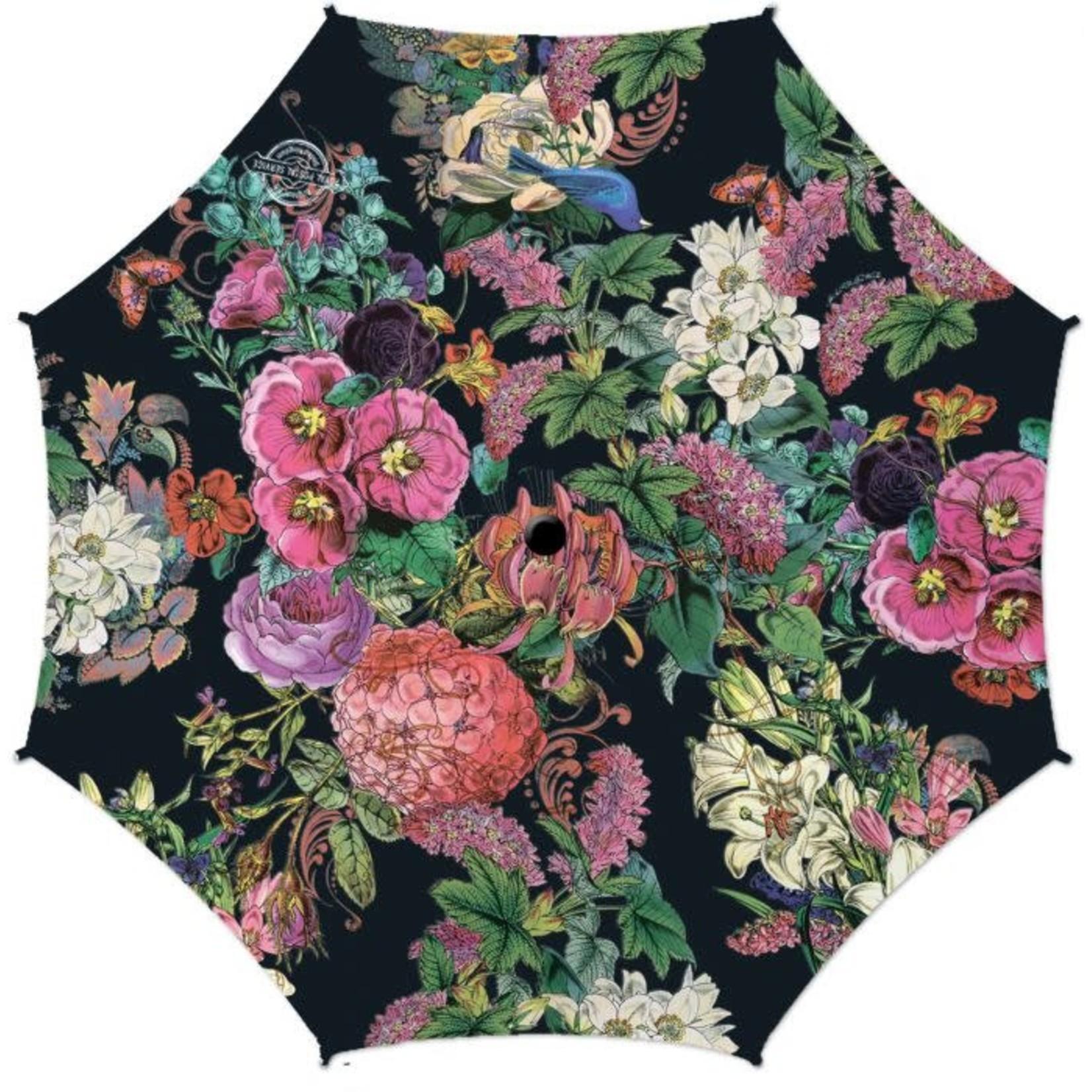 "Michel Design Works Botanical Garden 40"" Diameter Umbrella"