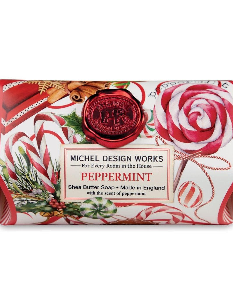 Peppermint Large Bar Soap