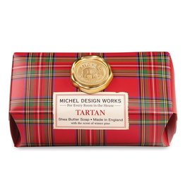 Tartan Large Bar Soap