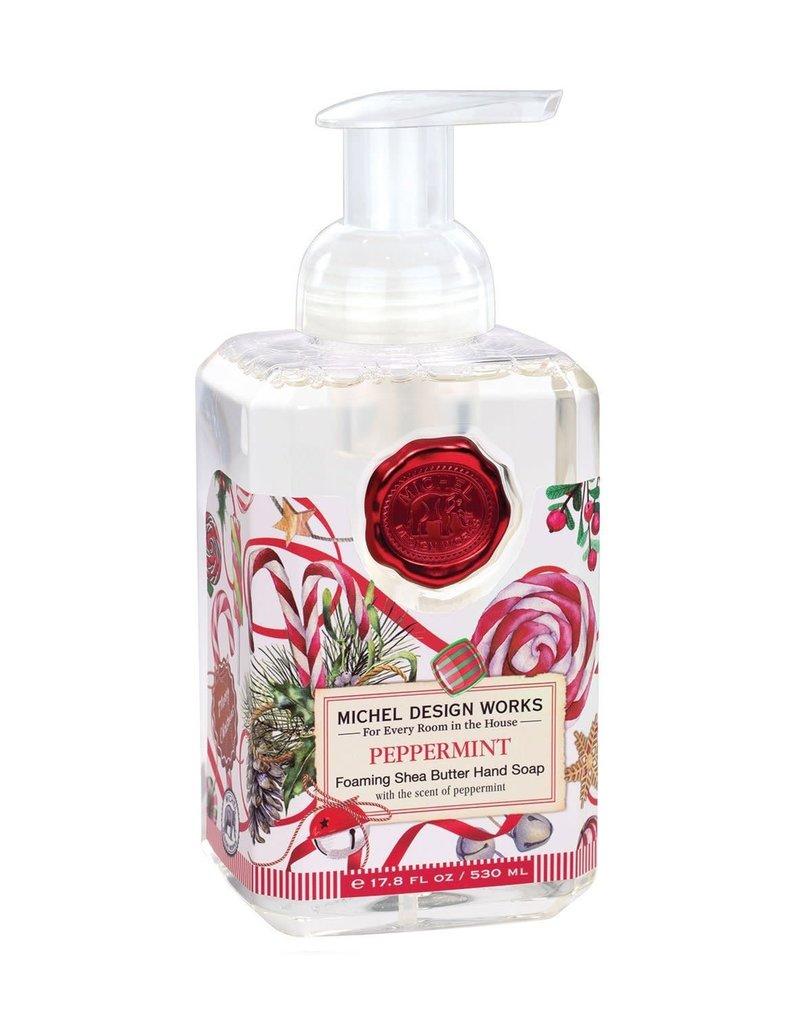 Peppermint Foaming Soap