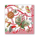 Michel Design Works Peppermint Cocktail Napkin