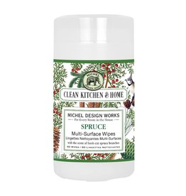 Spruce Multi Surface Wipes