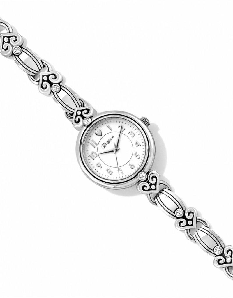 Brighton La Palma Watch Silver