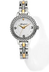 Brighton Newark Watch Silver-Gold