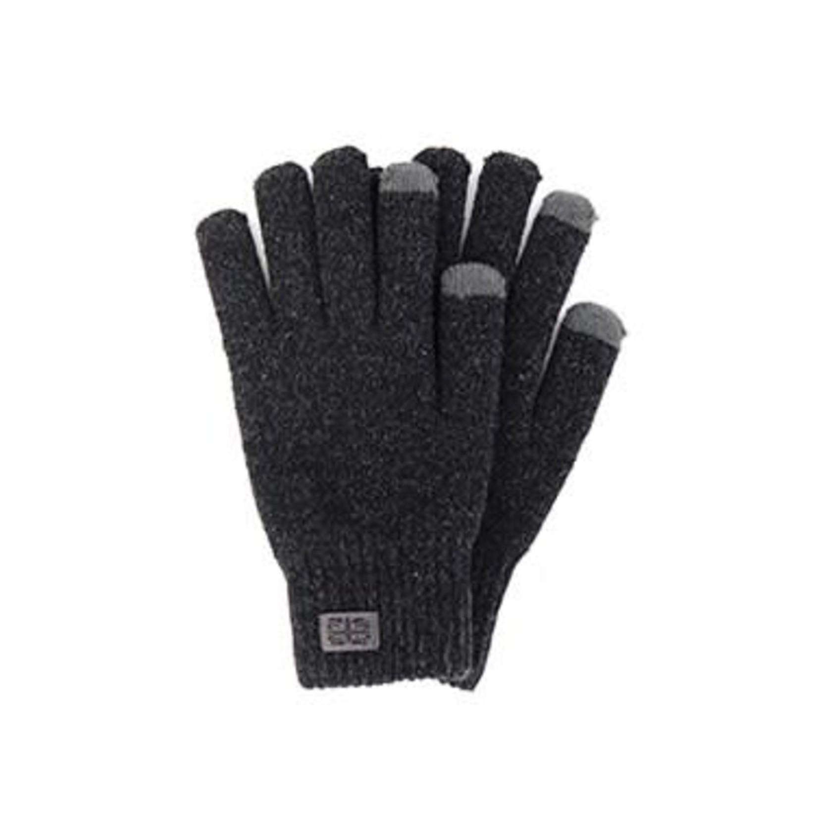 Men's Frontier Gloves - Black