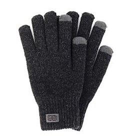 Britt's Knits Men's Frontier Gloves - Black