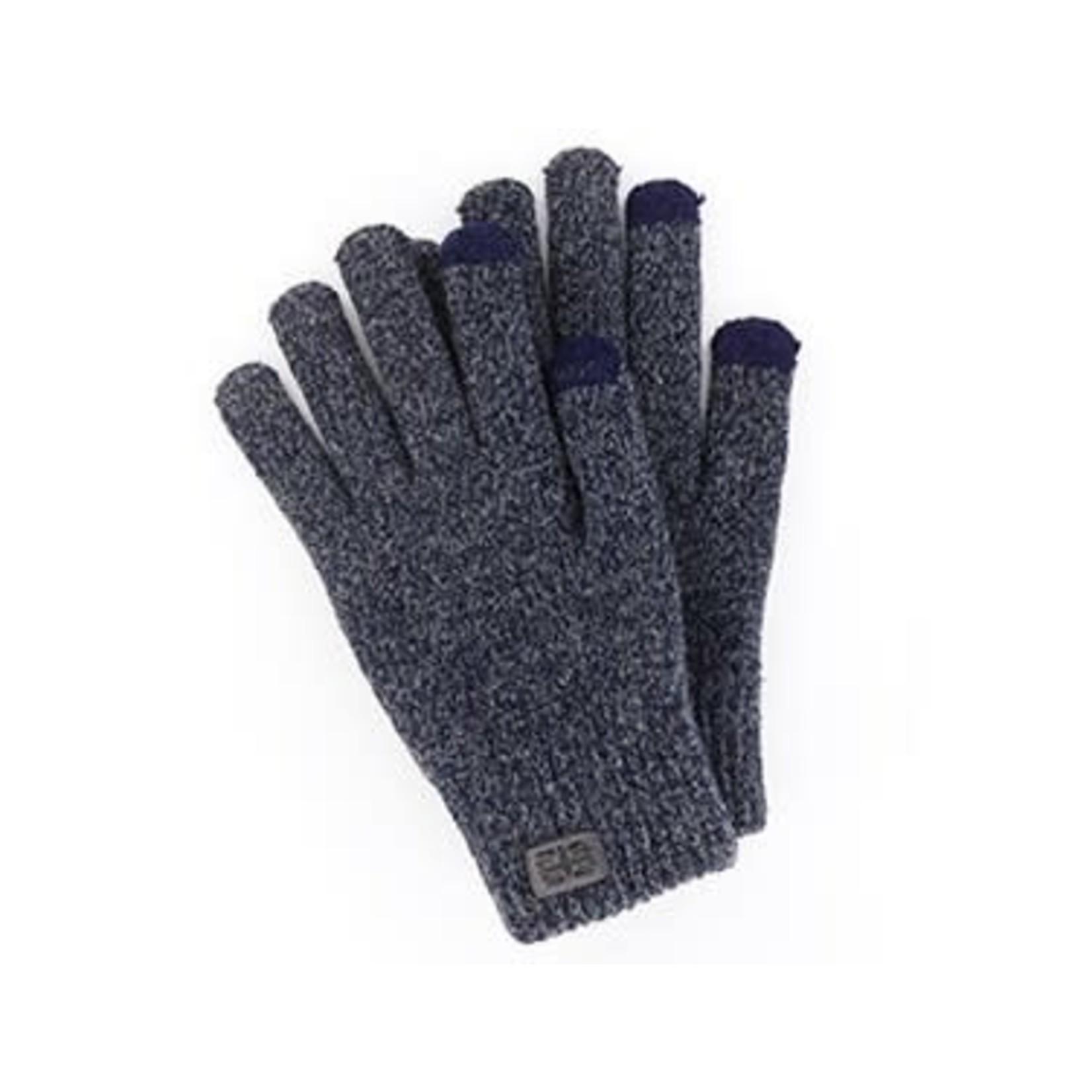 Men's Frontier Gloves - Navy