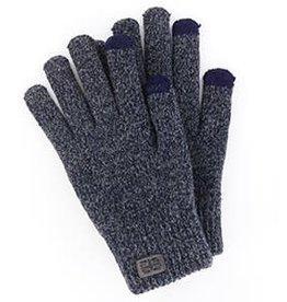 Britt's Knits Men's Frontier Gloves - Navy