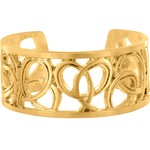 Brighton 65092 Ring/Christo/ViennaNarrow/Gold