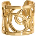 Brighton Vienna Wide Christo Ring in Gold