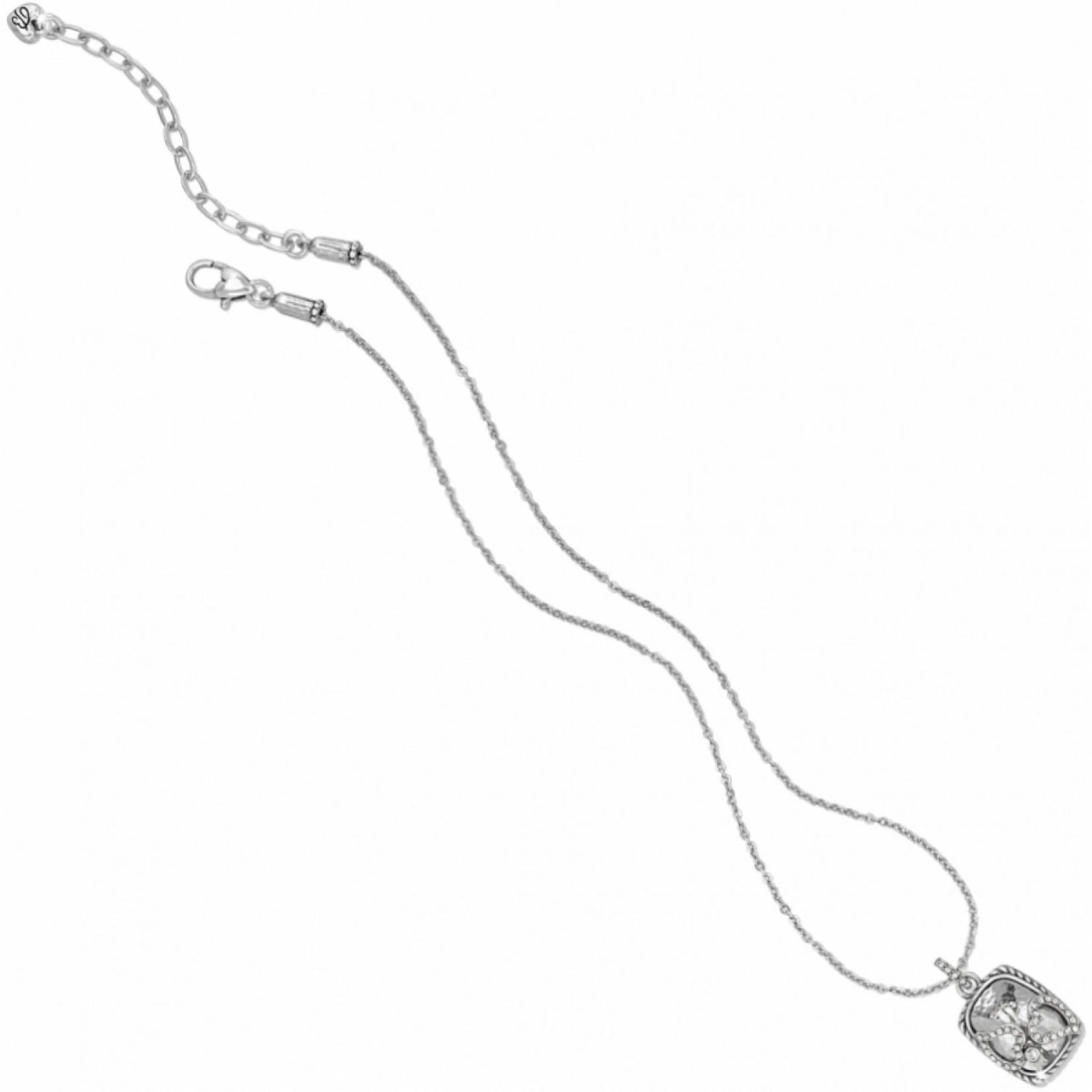 Brighton 60280 Necklace/YTC/TenderHeartsSilv