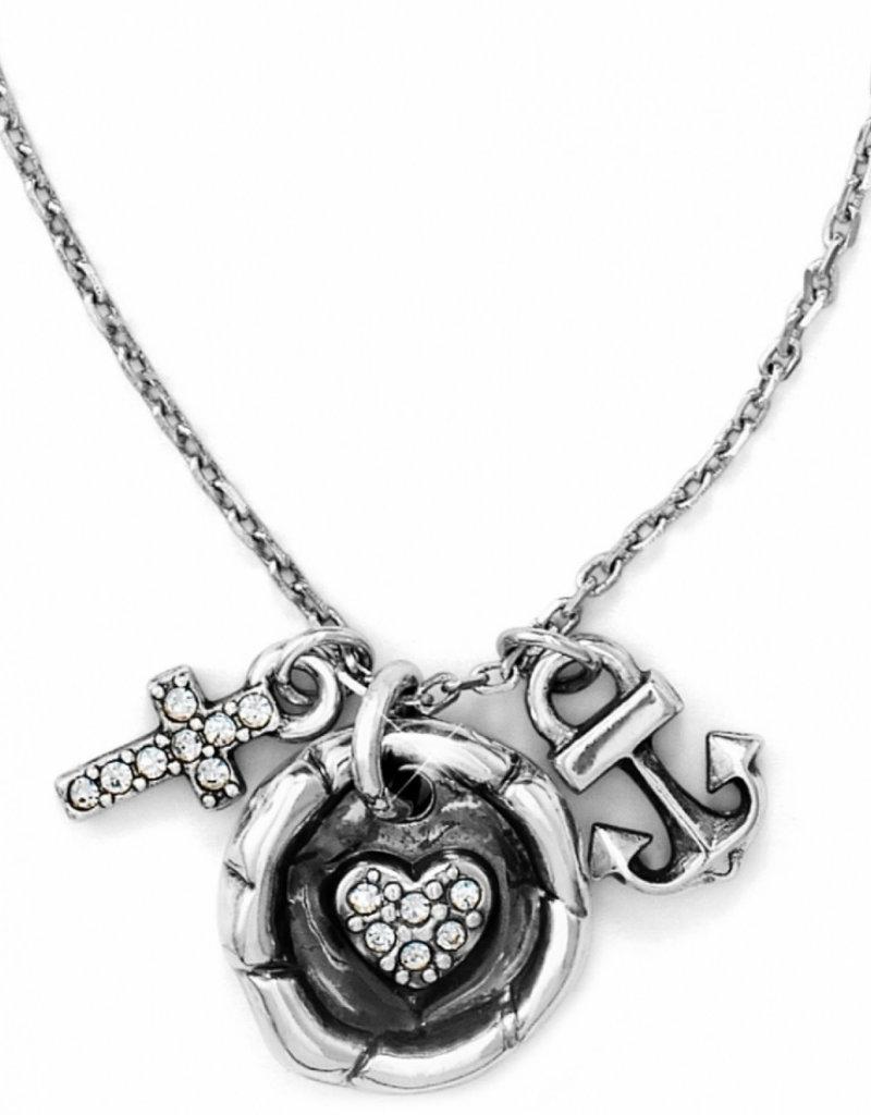 Brighton 60789 Necklace/DevotionFaithHope