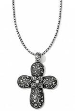 Brighton 61825 Necklace/Convrtible/VinesCross