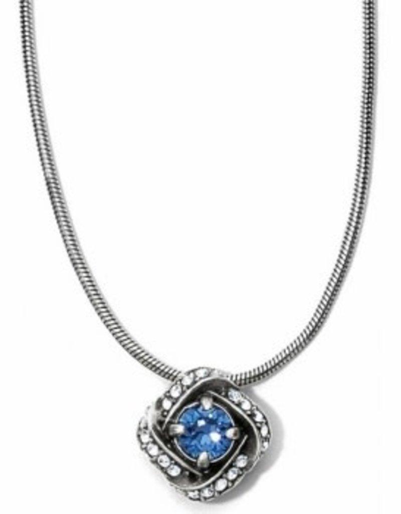 Brighton 63550 Necklace/BlueEternityKnot