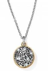 Brighton 64108 Necklace/Anatolia/2Tone/Cross
