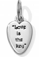 Brighton 65442 Necklace/LoveIsKey/Amulet