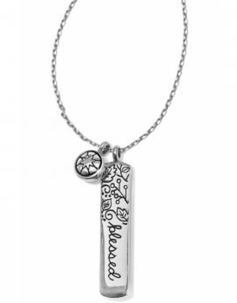 Brighton 66124 Necklace/ EveryLittleThing/ Blessed