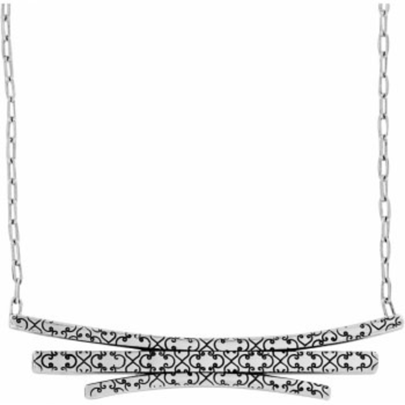 Brighton Chara Necklace silver