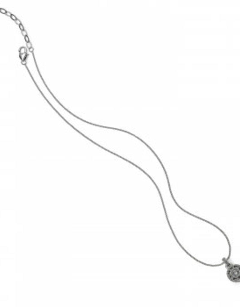 Brighton Illumina Petite Key Necklace; Size : Silver