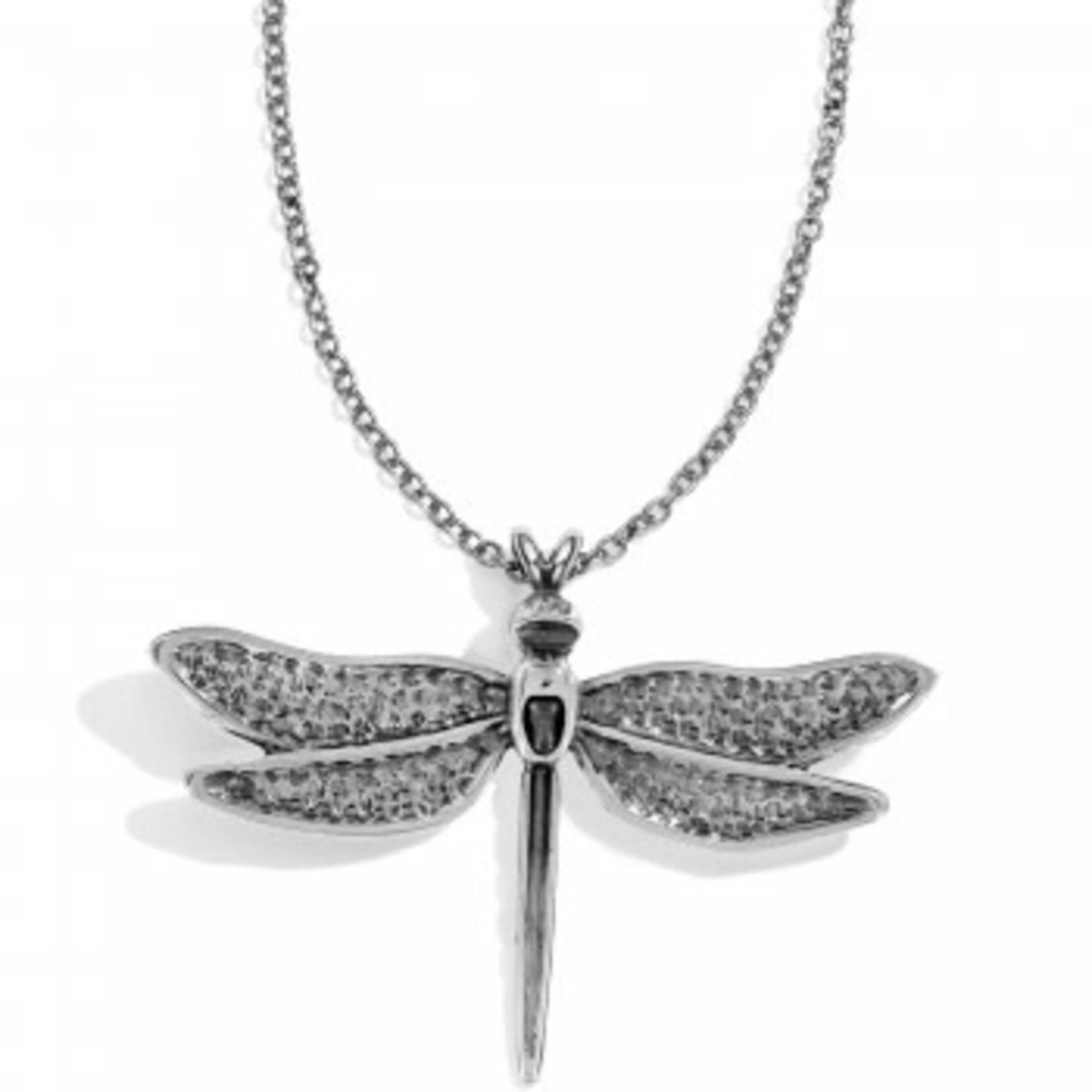 Brighton Solstice Dragonfly Necklace