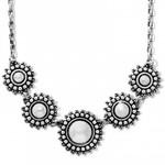 Brighton Telluride Sunburst Collar Necklace