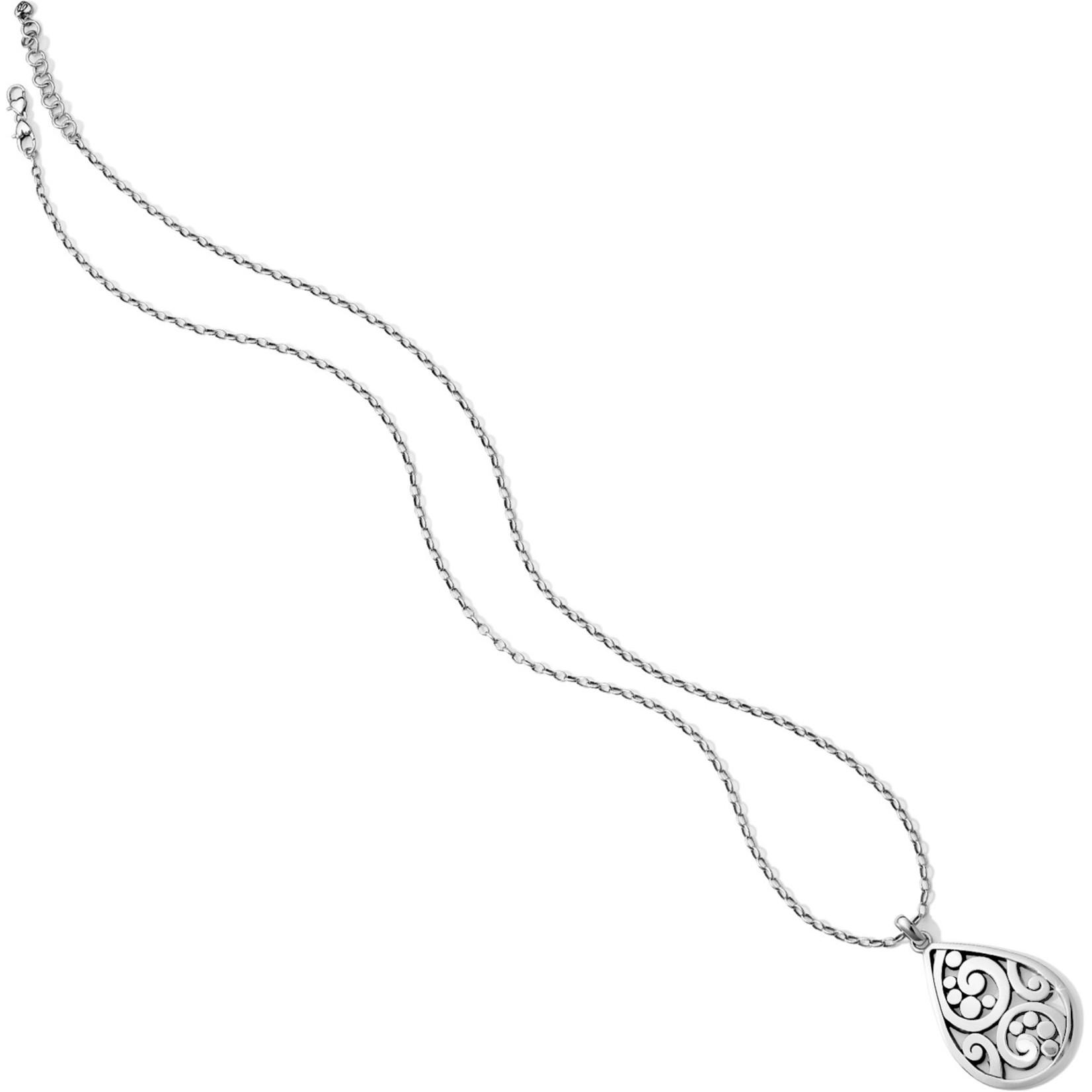Brighton Contempo Convertible Teardrop Necklace