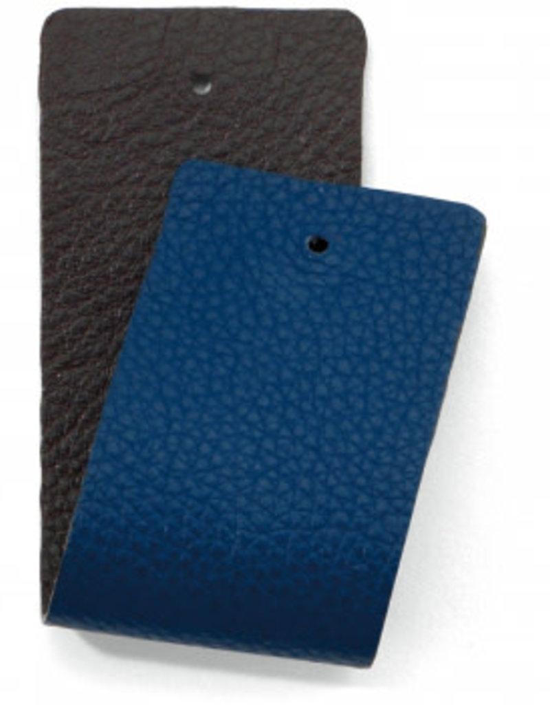 Brighton 61678 Leather/Cuff/Christo/Blu/Choc