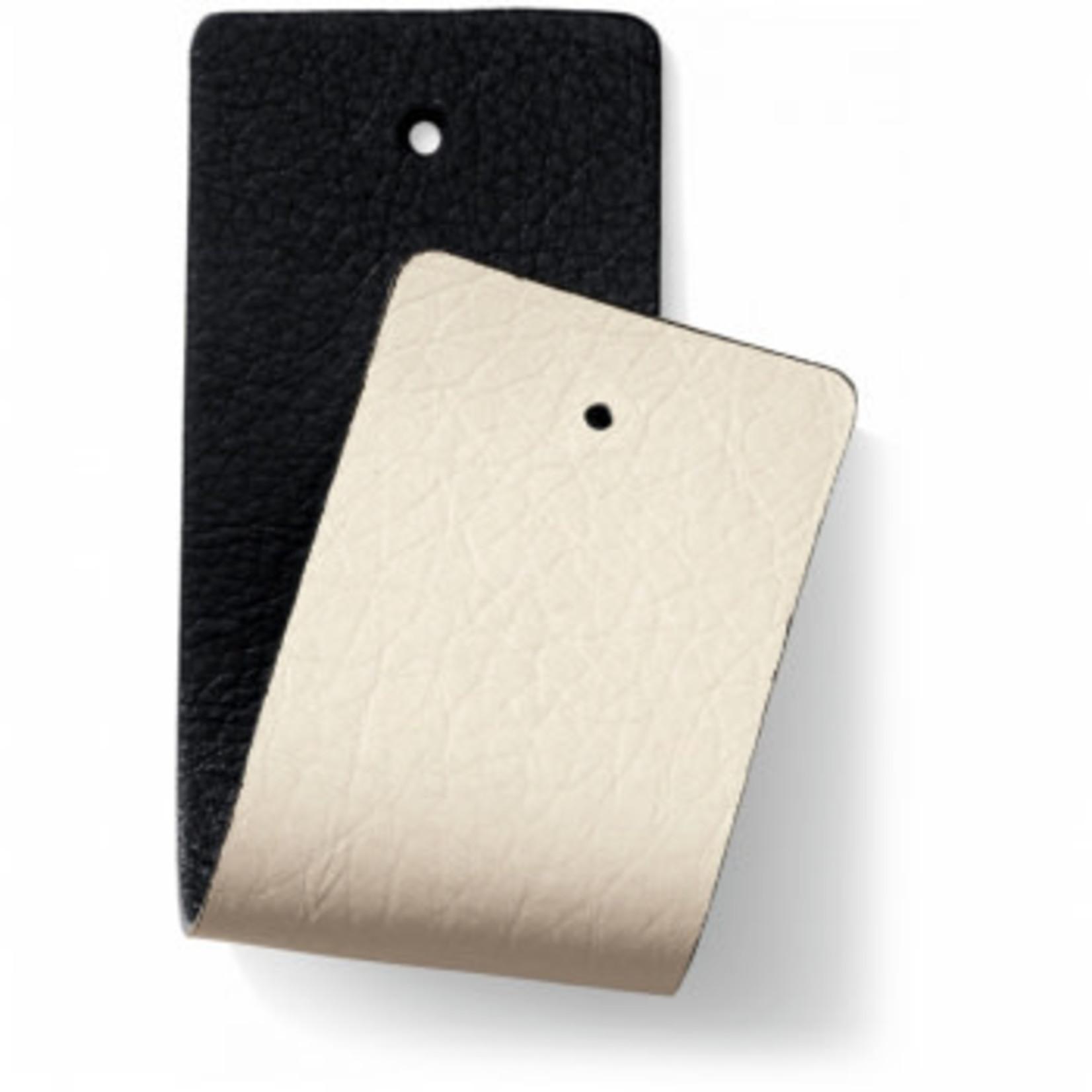 Brighton 61681 Leather/Cuff/Christo/WHT/BLK