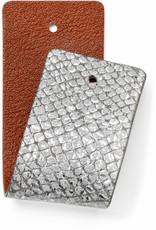 Brighton 61991 Leather/CuffWD/Wht Sil/Crry