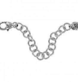 Brighton Extender/Necklace/3'/Silver