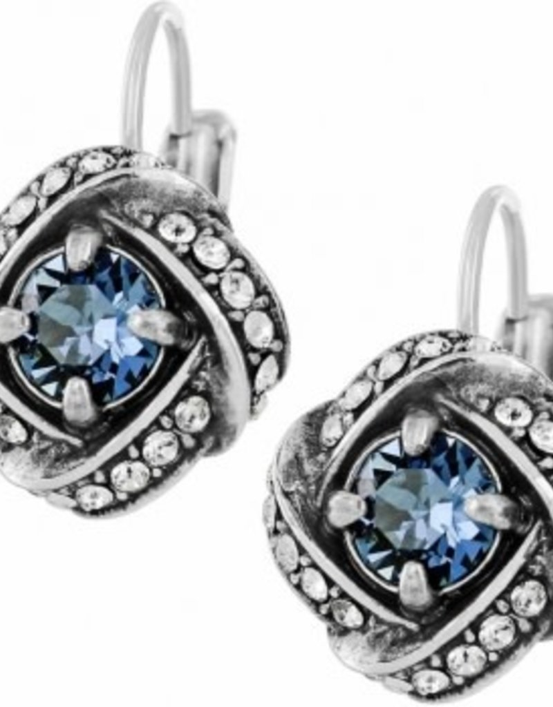 Brighton 61616 Earrings/BluEternityKnot/Lvrbk
