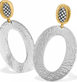 Brighton Ferrara Artisan 2Tn PostDrop Earrings