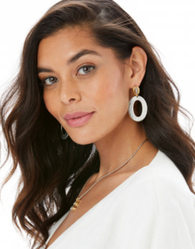 Brighton Ferrara Artisan 2Tn PostDrop Earrings