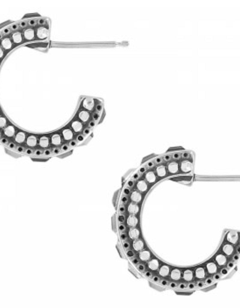 Brighton 65417 Earrings/SpectrumIcePostHoop