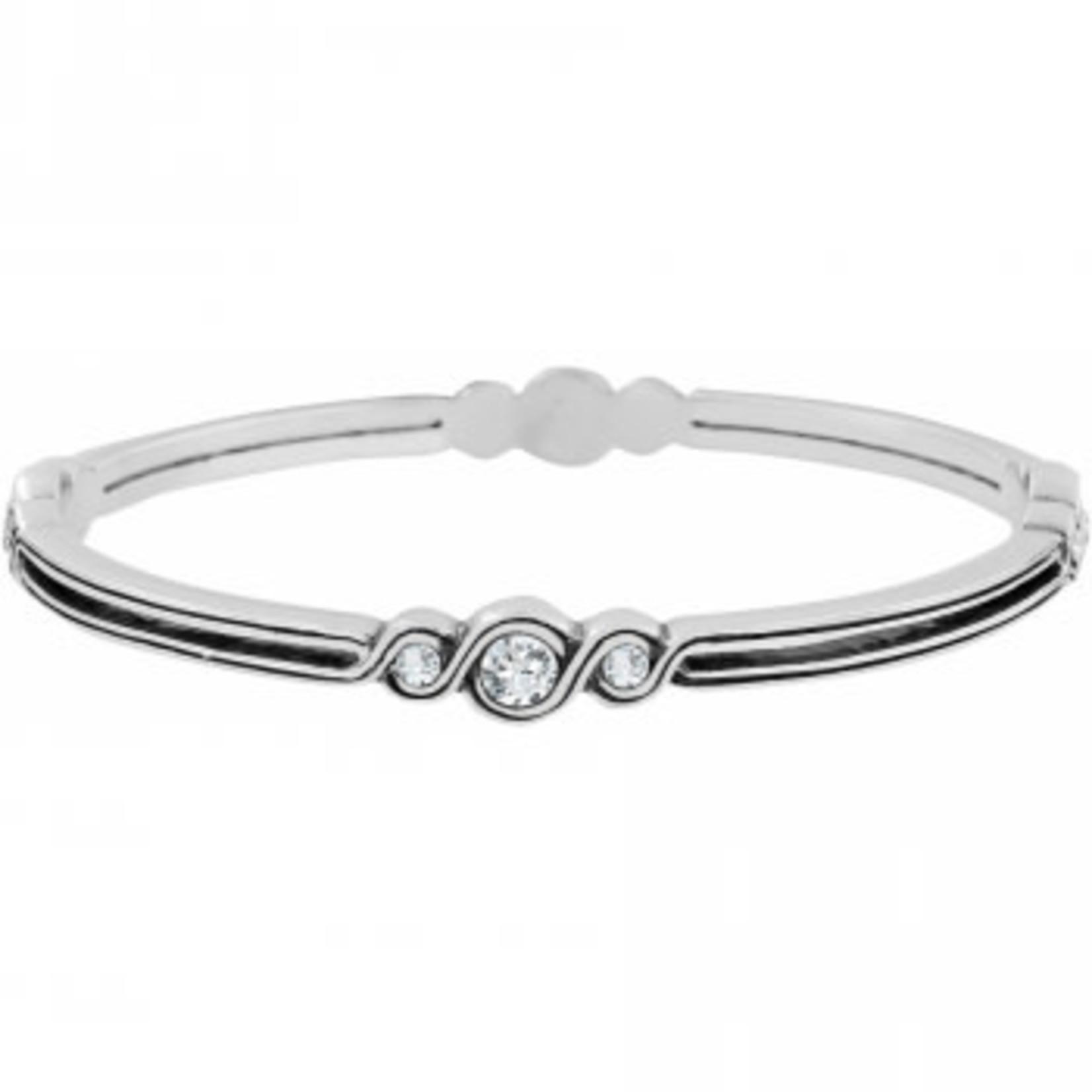 Brighton Infinity Sparkle Bangle Bracelet
