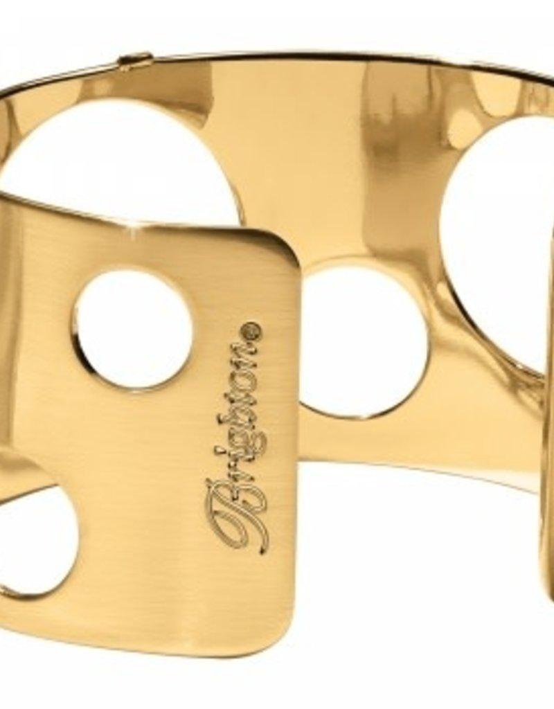 Brighton 64532 ChristoCuff/LosAngeles/Gold